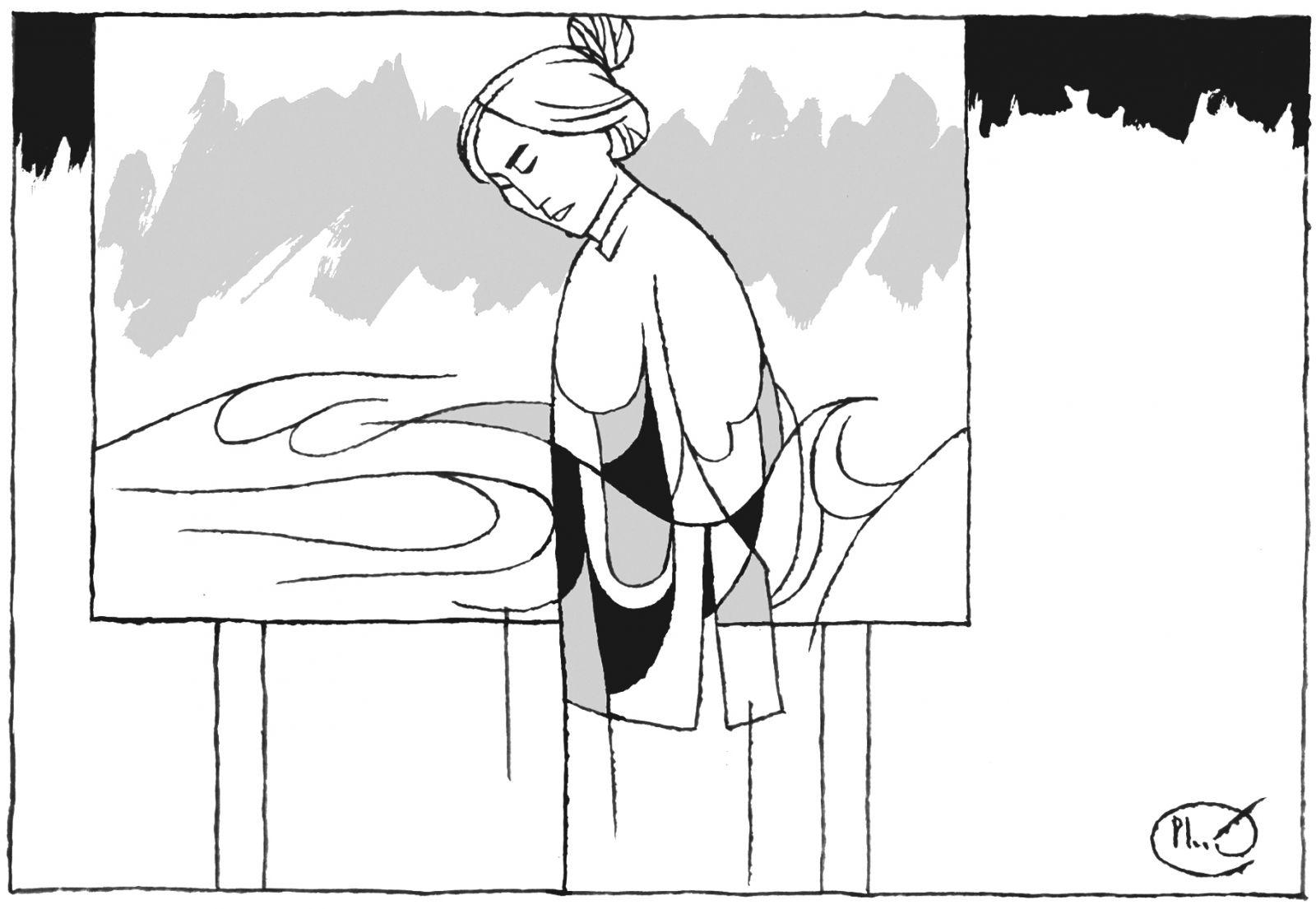Bạc màu áo ngự - Truyện ngắn của Lê Vũ Trường Giang