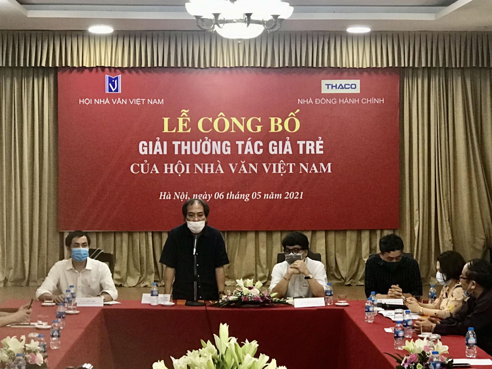 Hội nhà văn Việt Nam tổ chức công bố Giải thưởng tác giả trẻ