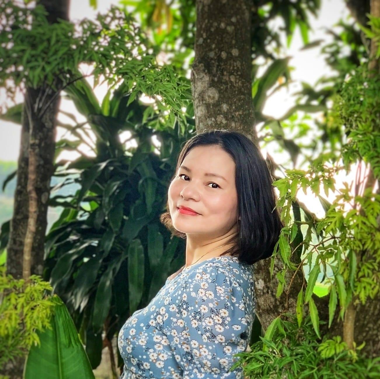 Nhà văn Nguyễn Thị Mai Phương: Nhà văn tham gia cuộc chiến chống Covid theo cách của riêng mình